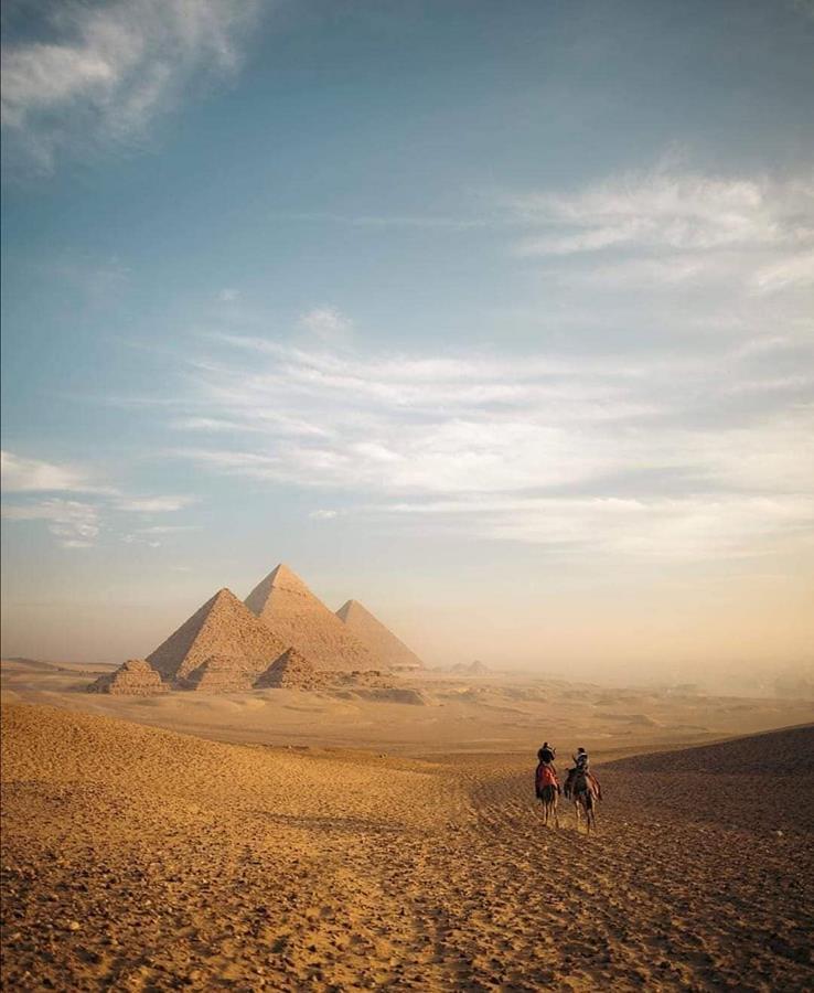 Пирамиды и рабы