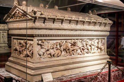 могила Александра