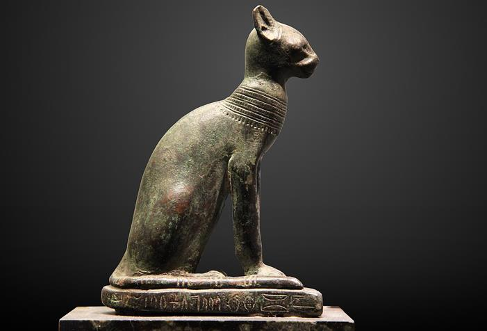 богиня кошка
