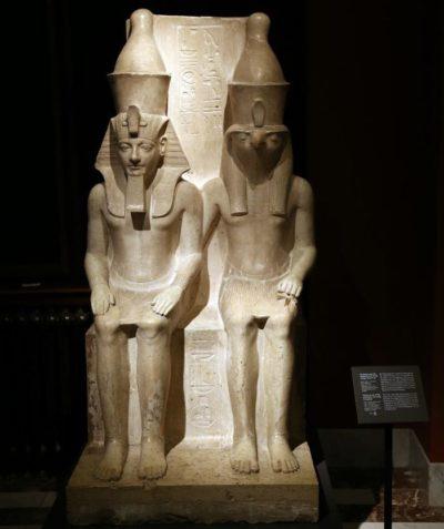 Фараон и Гор