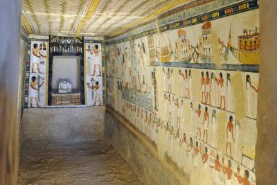 человек в Древнем Египте