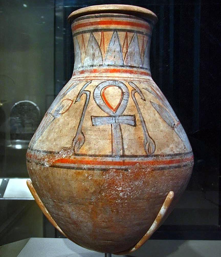 керамика Египта